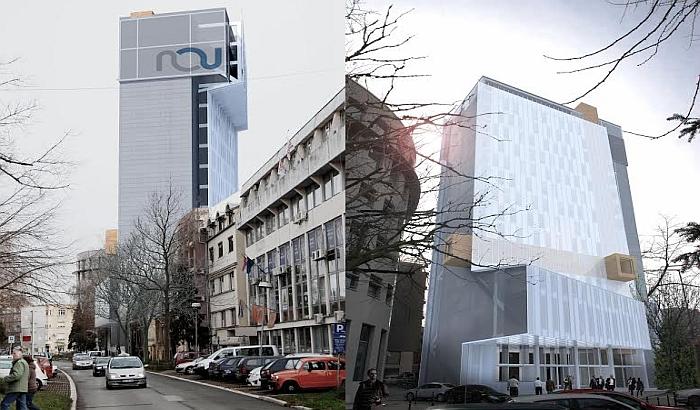Kako će izgledati obnovljen Radnički univerzitet u Novom Sadu