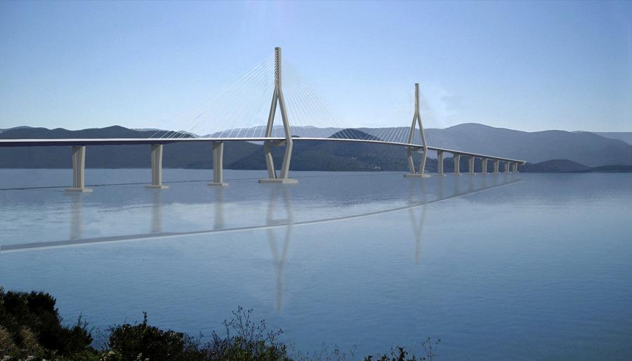 Gradnja Pelješkog mosta počinje početkom 2017. godine