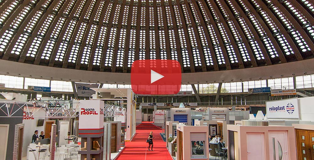 Video-raport sa Sajma građevinarstva 2016. u Beogradu