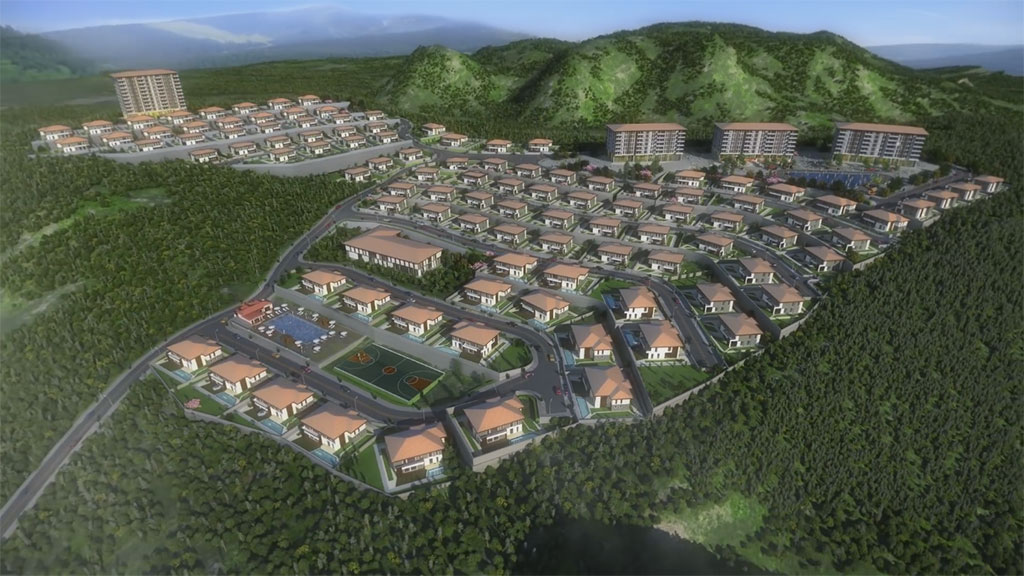 Zelena dolina: Niče novi grad iznad Sarajeva