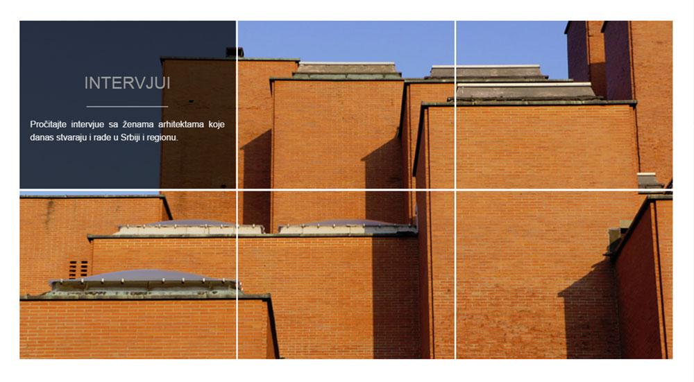 Predstavljamo vam portal Žene u arhitekturi