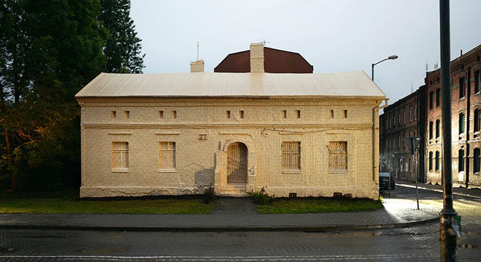 Istorijski objekat u Poljskoj obavijen zlatom