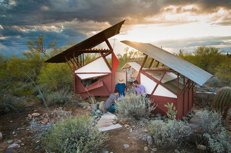 Studentski projekat za preživljavanje u pustinji