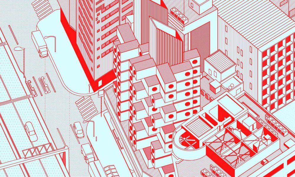 Ove fantastične ilustracije nastale su u AutoCAD-u