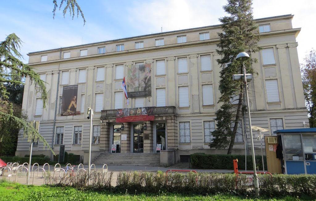 Učestvujte u projektu obnove fasade Galerije Matice srpske