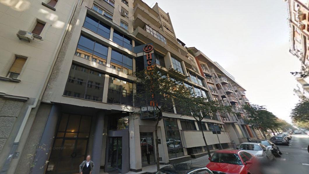 Konkurs za idejno rešenje poslovnog centra Hemofarm u Beogradu