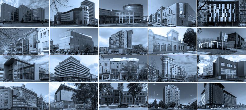 Izbor najlepše zgrade u Novom Sadu u poslednjih 25 godina