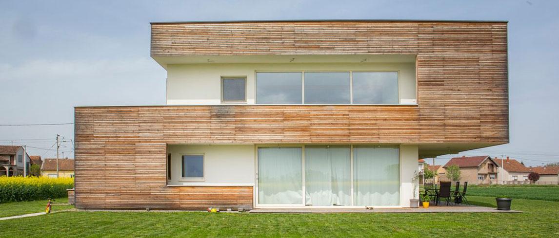 Kuća od balirane slame u Hrvatskoj koja štedi energiju