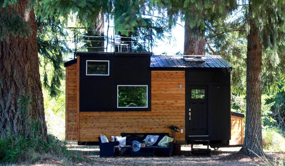 Mikro-dom: Kuća je tamo gde je parkirate