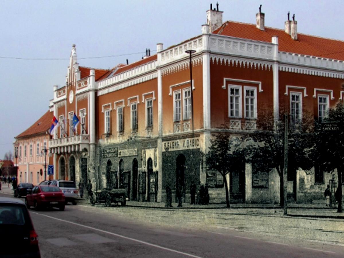 Vodic Za Arhitekte Kroz 13 Noc Muzeja U Srbiji