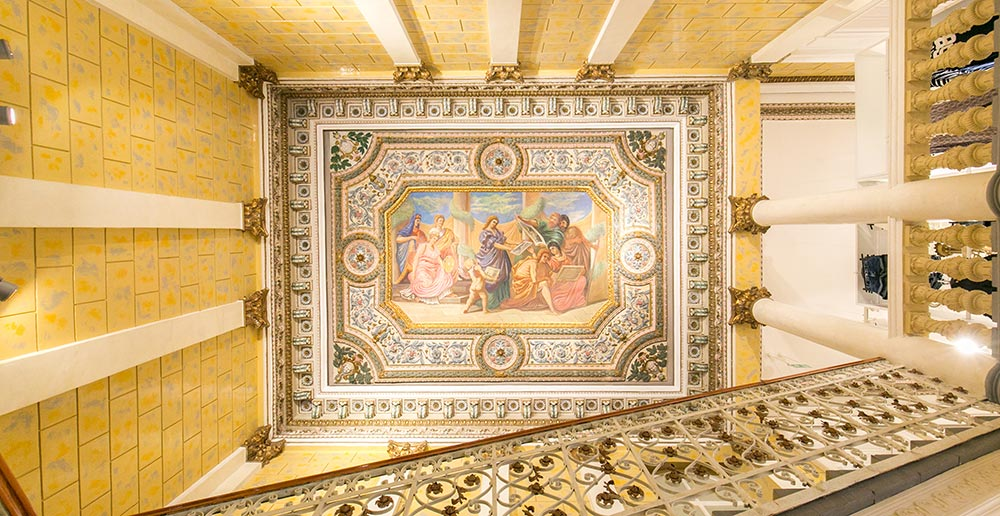 Palata Dunđerski iz 19. veka u Novom Sadu zasijala punim sjajem