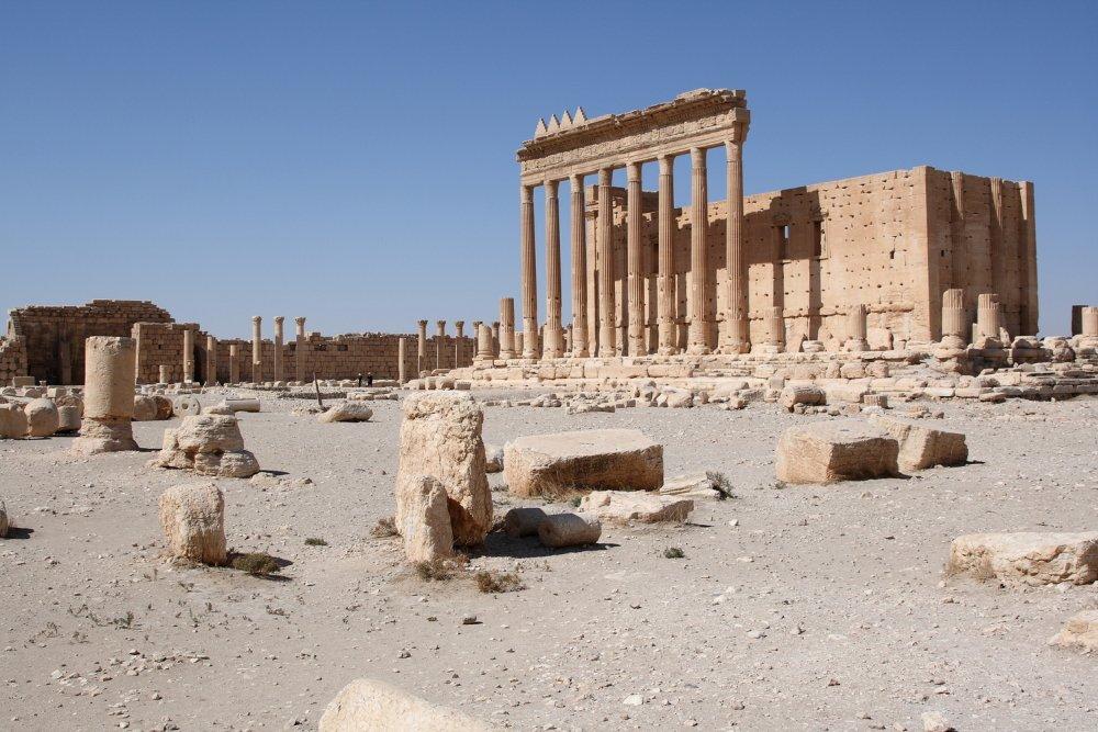 3D skeneri u službi rekonstrukcije porušenih dragulja Palmire