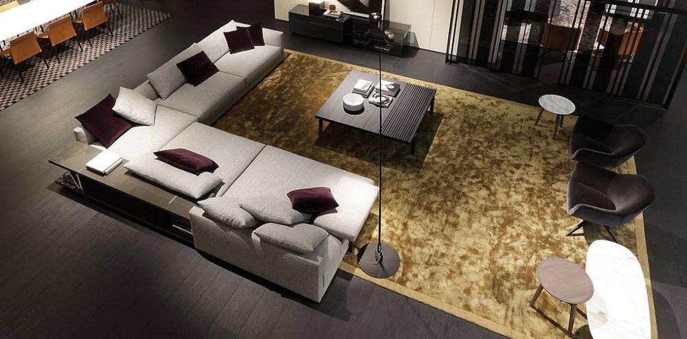 Poliform: Nova kolekcija luksuznog nameštaja