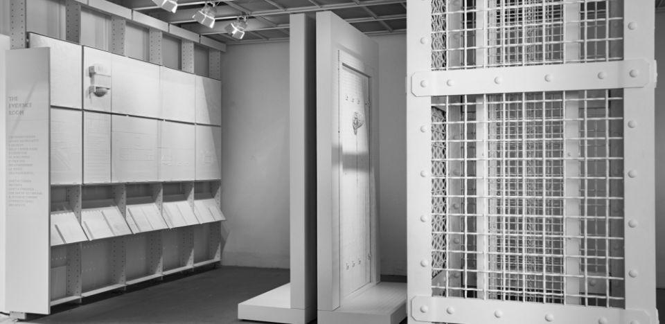 Soba dokaza najvećeg zločina ikada počinjenog od strane arhitekte