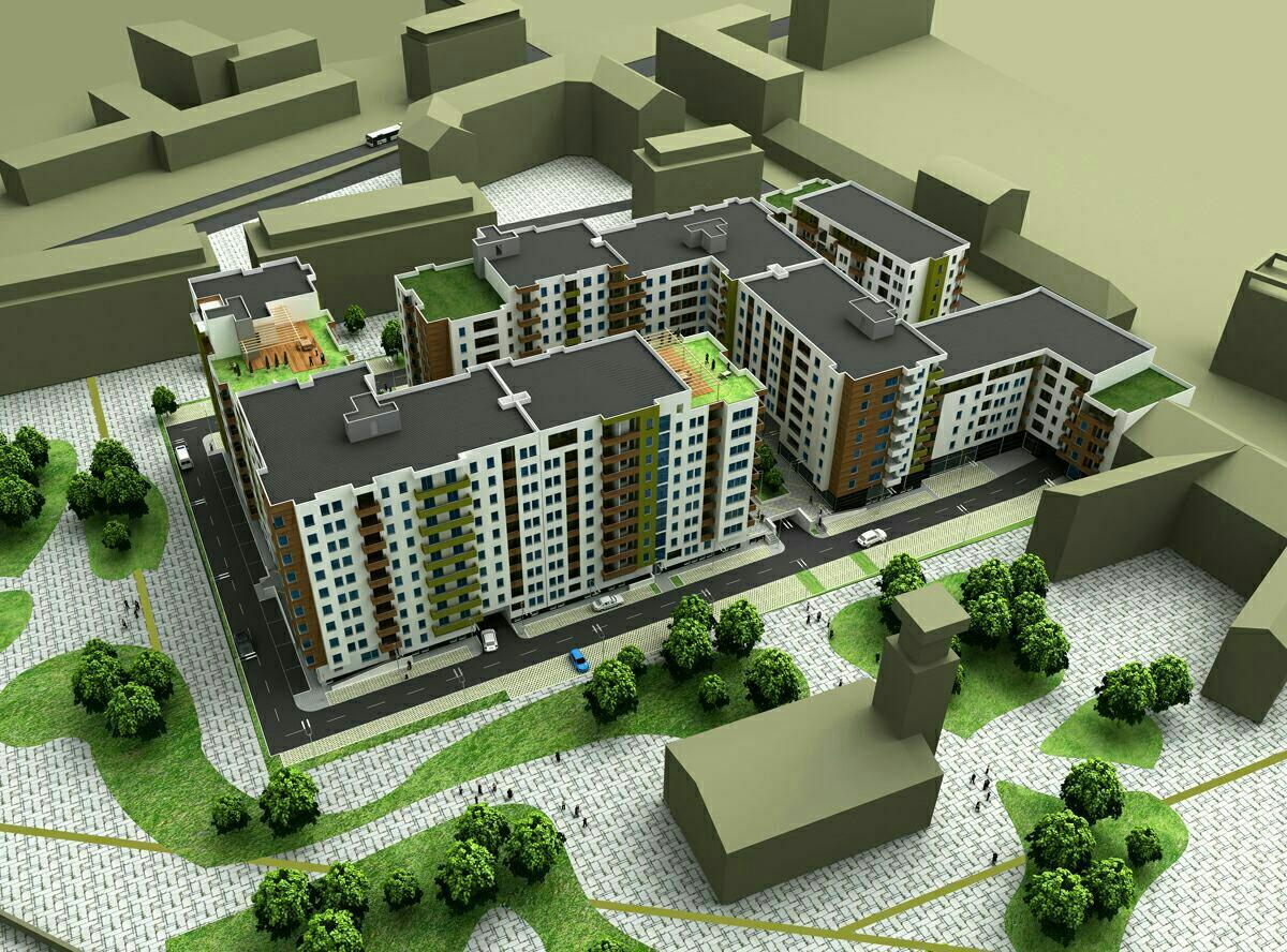 Umesto trščara: Kako će izgledati novi stambeni kvart u Novom Sadu