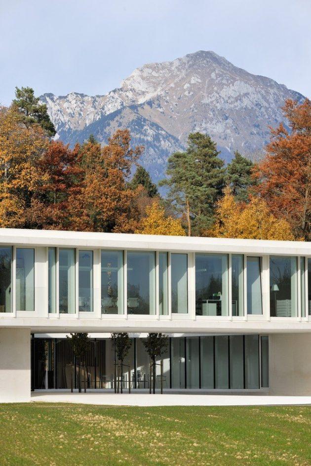 Arhitektura Krusec NZS Brdo SLO 2015