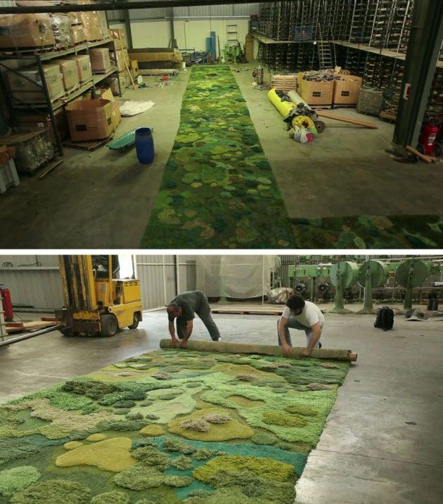 Tepih od 145 kvadratna metra 07