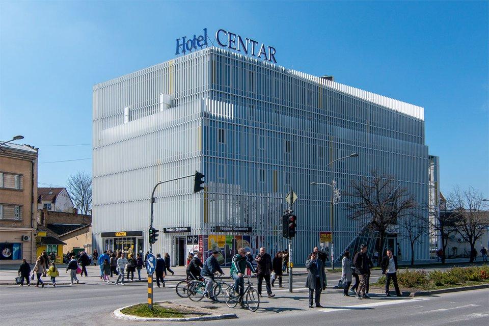 Hotel Centar u konkurenciji za najlepšu zgradu u Novom Sadu