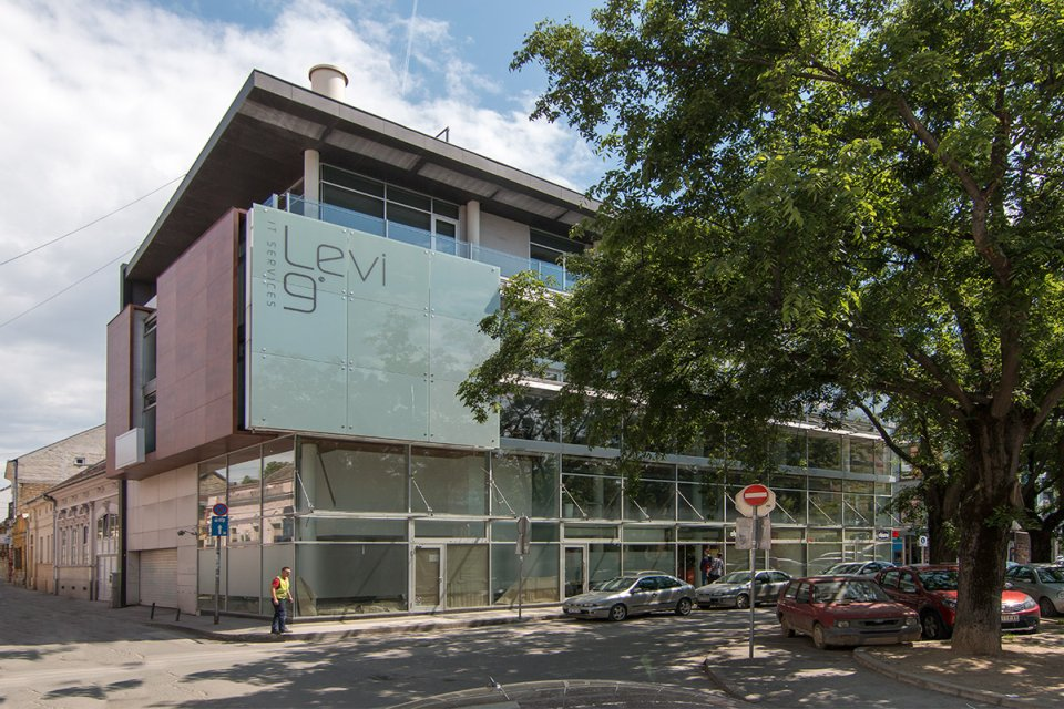 Zgrada Levi9 u izboru za najlepšu zgradu u Novom Sadu