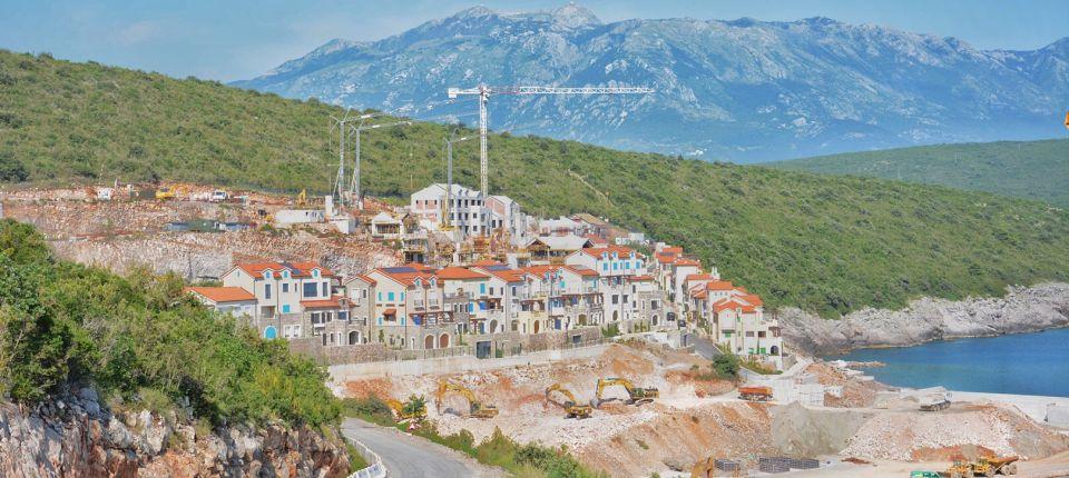 Počela izgradnja prvog hotela u Luštica Bayu
