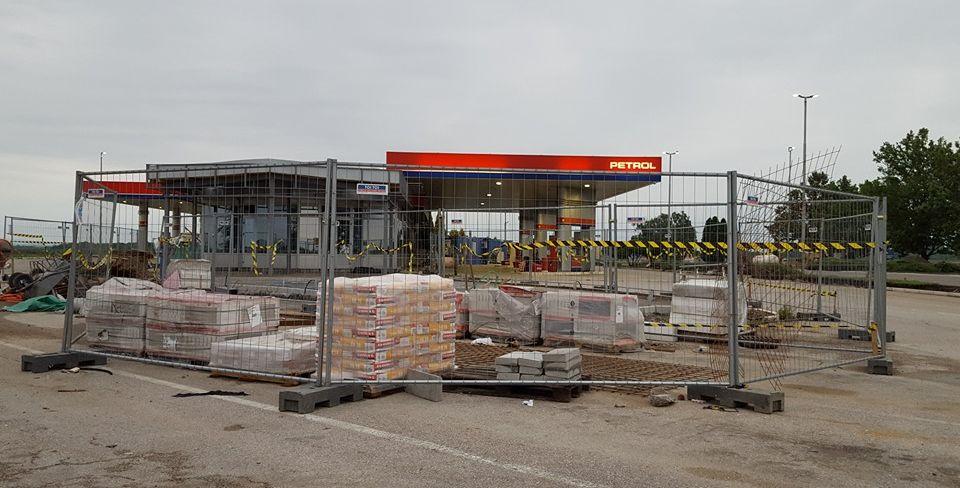 Novi McDonald's na auto-putu kod Stare Pazove