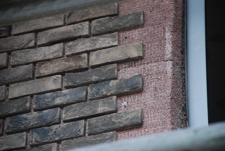 Opeka na fasadi