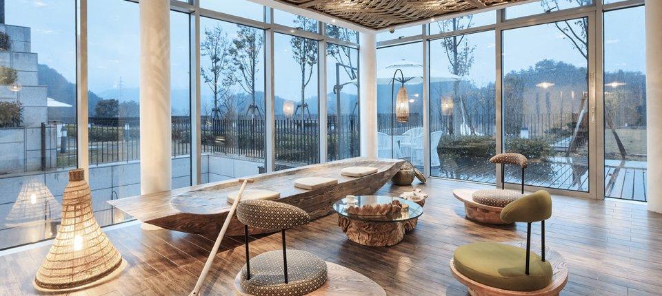 Kineski hotel: Samo sedam meseci od ideje do realizacije