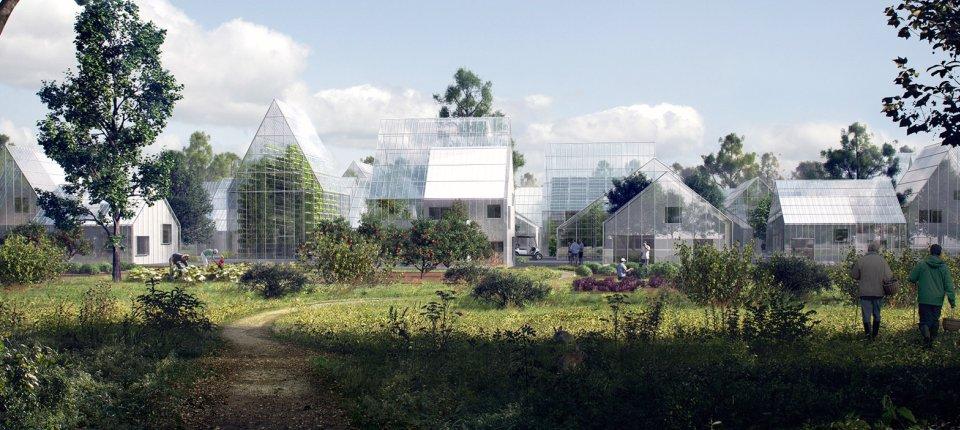 Selo nadomak Amsterdama koje samo sebe hrani