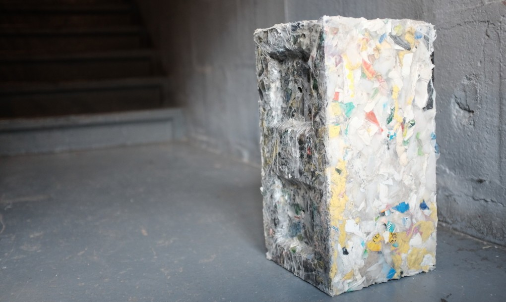 Od plastičnog otpada iz mora, do konstruktivnih blokova