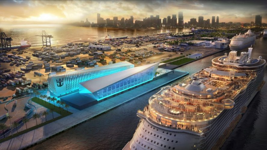 Nova kruna Majamija: Terminal za najveće kruzere na svetu