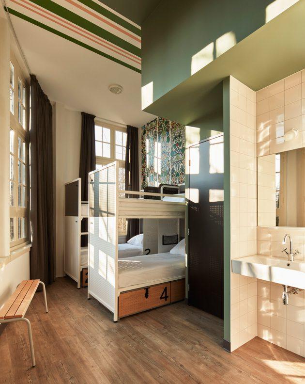 Hostel u Amsterdamu 04