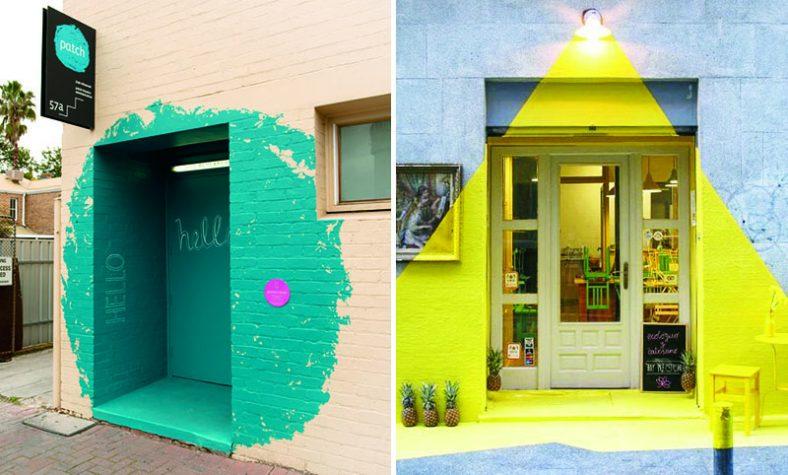 Kako bojom istaći ulični lokal u odnosu na druge