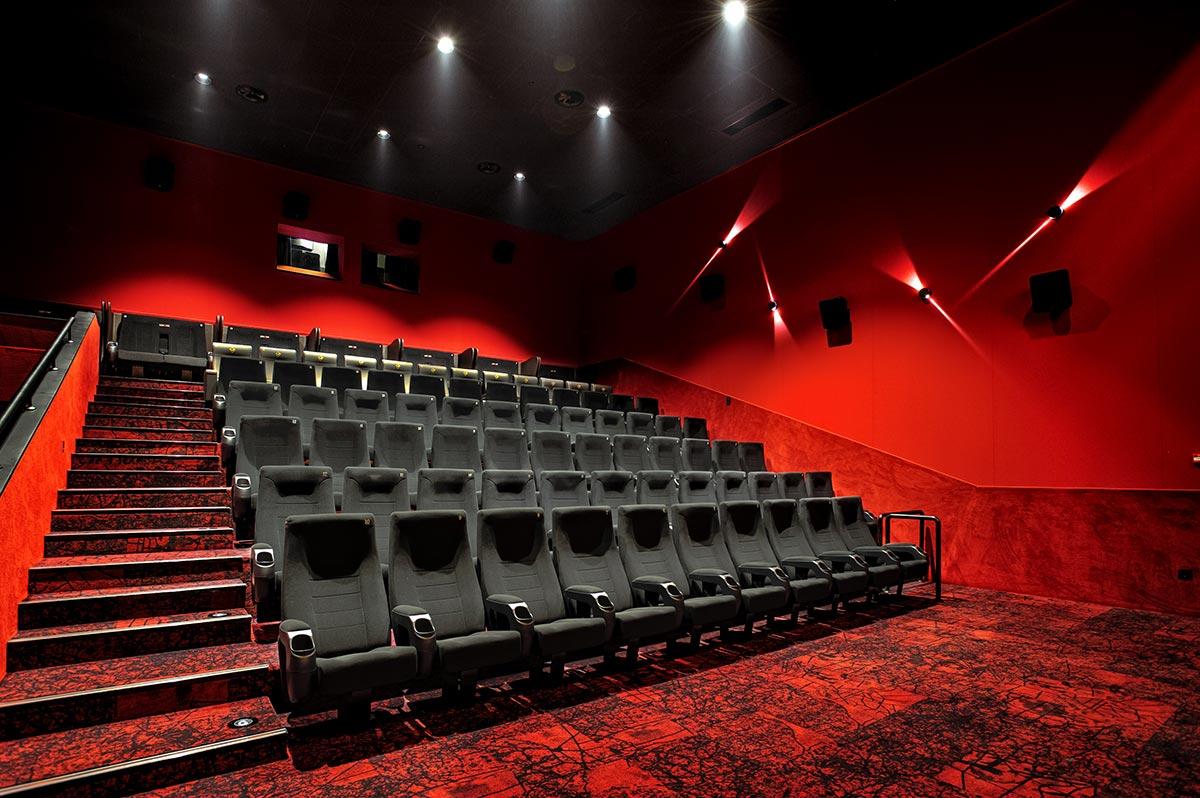 Kako se novi Cinestar štiti od buke i požara