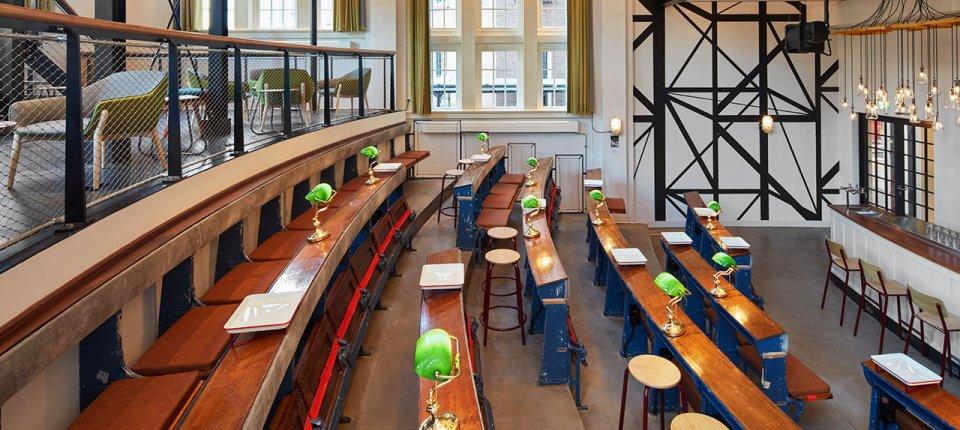 Od amfiteatra do kafića: Naučni institut pretvoren u hostel