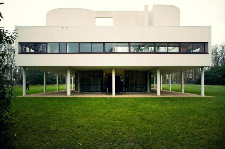 Unesco dodao 17 le korbizjeovih zgrada na listu svetske kulturne ba tine - La villa savoye wikipedia ...