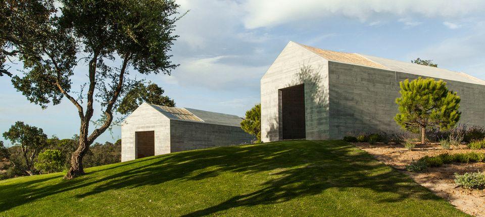 Drvena oplata za betoniranje dala vizuelni identitet vikendicama
