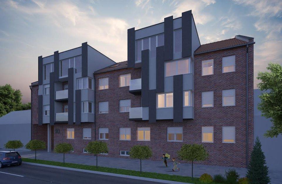 Projekat JC10: Stambena zgrada u Novom Sadu koja štedi energiju