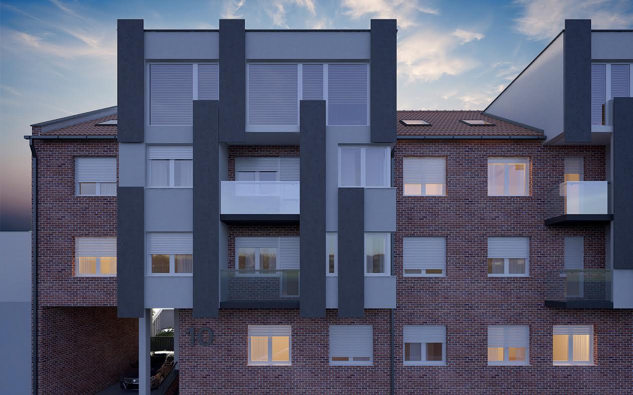Projekat JC10: Stambena zgrada u Novom Sadu koja štedi