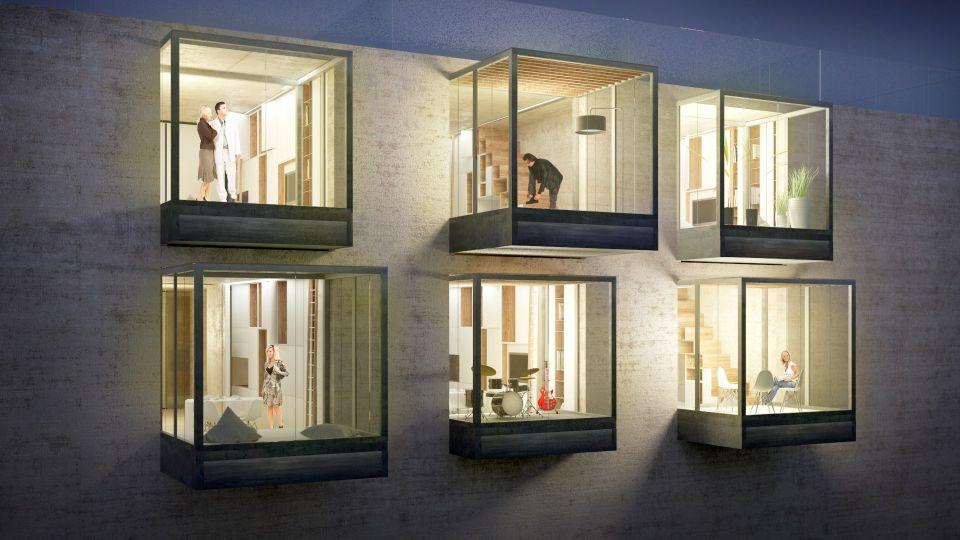 Naše arhitekte pobedile na berlinskom konkursu o mikrostanovanju