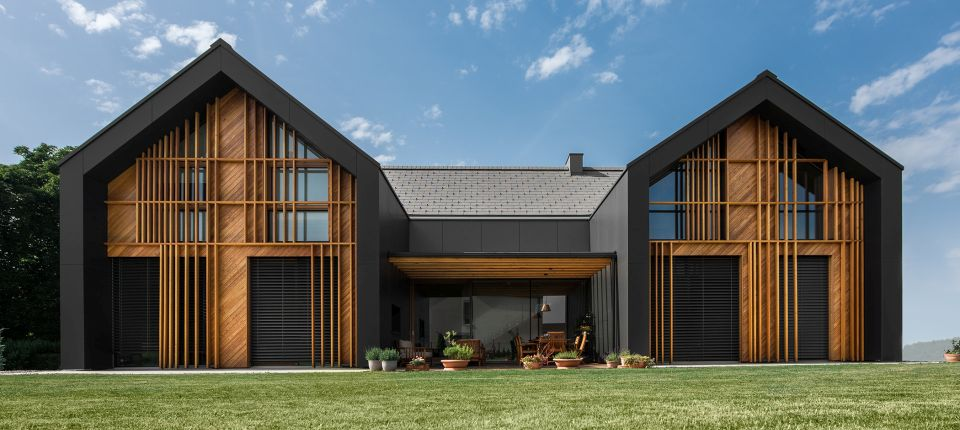 XL kuća u Sloveniji