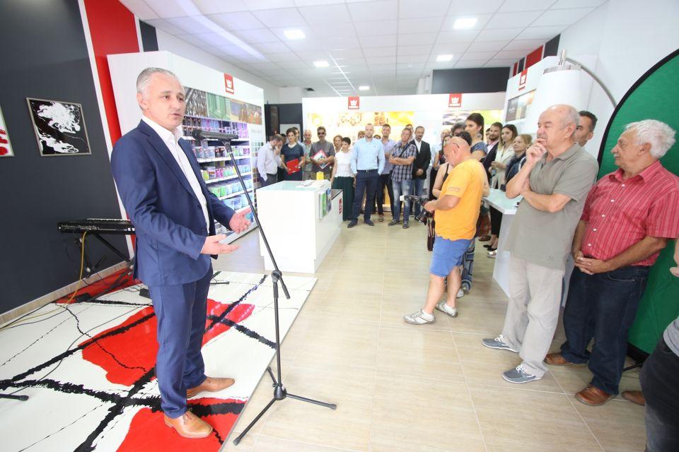 Tikkurila otvorila Color Studio u Beogradu i Novom Sadu