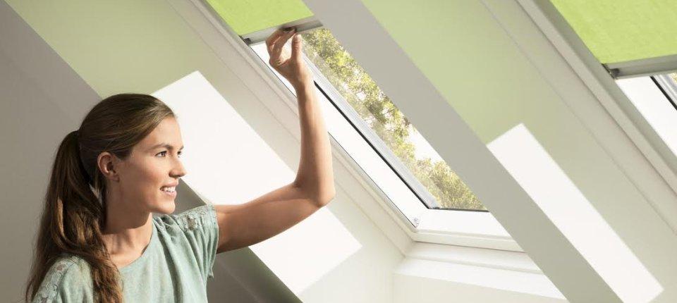 Kako odabrati odgovarajuću roletnu za vaš krovni prozor