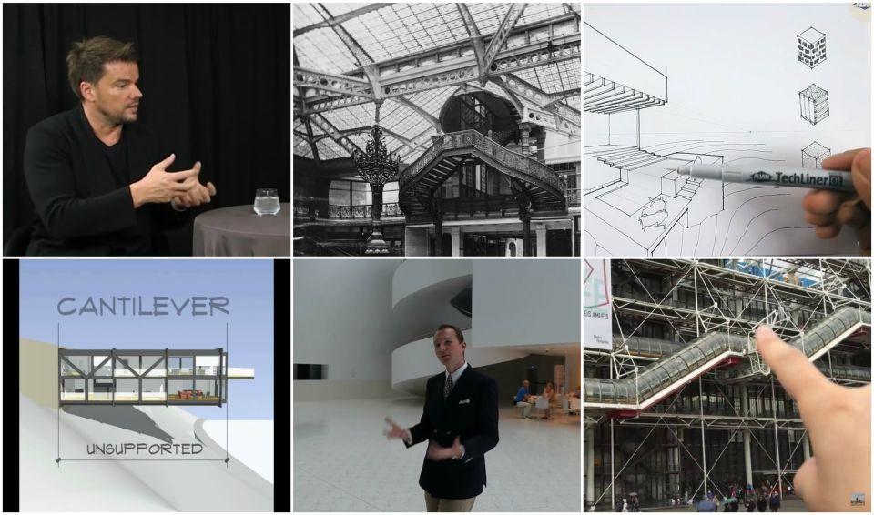 10 najboljih YouTube kanala o arhitekturi