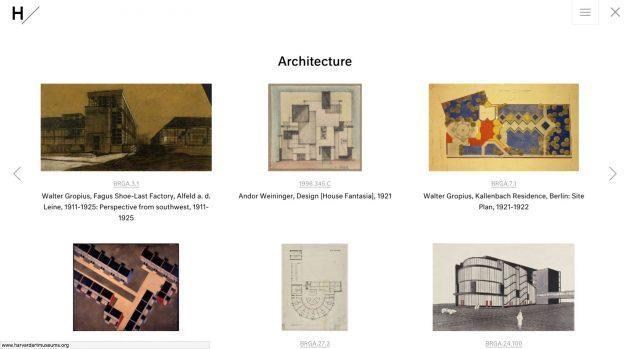 Bauhaus na Harvardu 01