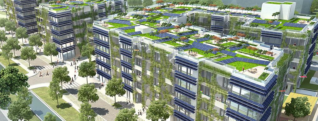 Nemačka gradi najveće pasivno naselje na svetu