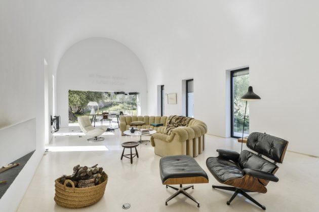 Moderna vila na Ibici 04