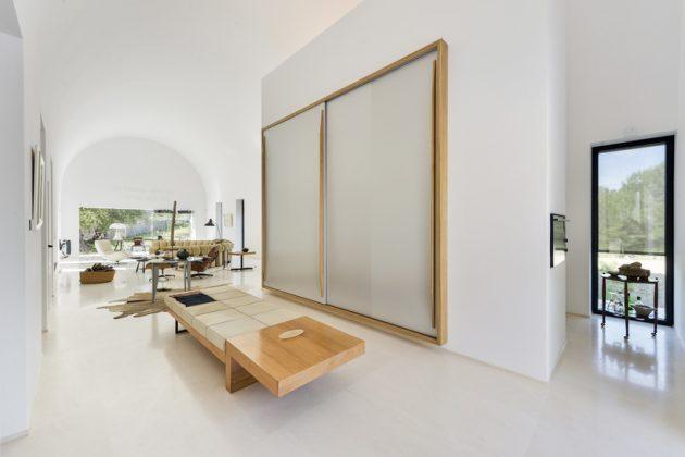 Moderna vila na Ibici 05