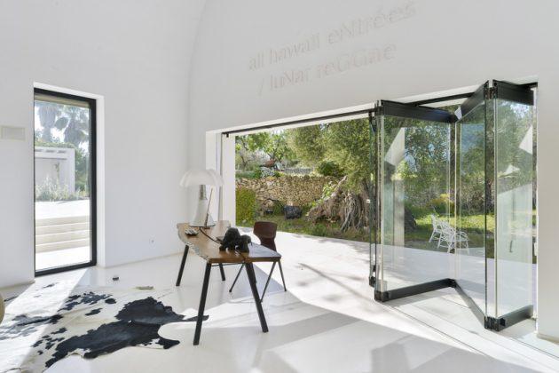 Moderna vila na Ibici 06