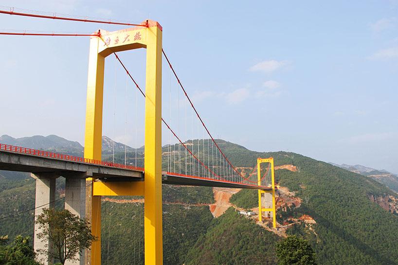 Ovako izgleda drugi najviši most na svetu