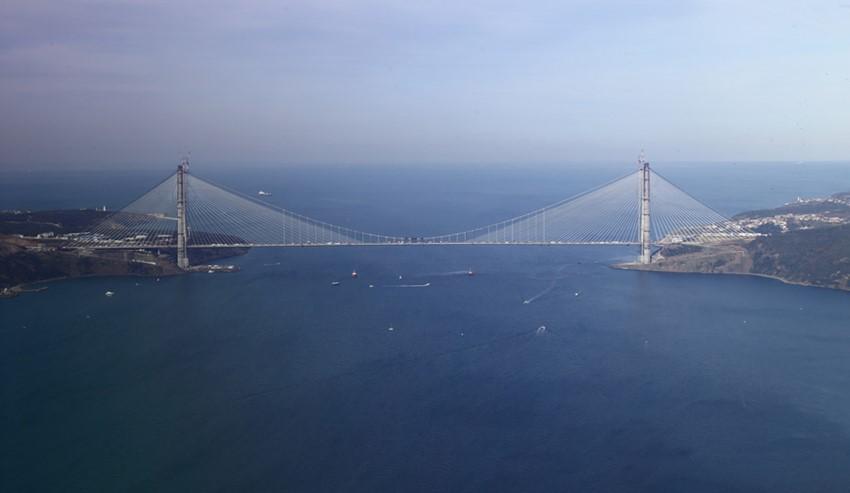 Turska otvorila treći most preko Bosfora